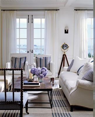 Hampton Living Rooms