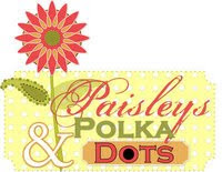 Paisleys & Polka Dots - October 2010