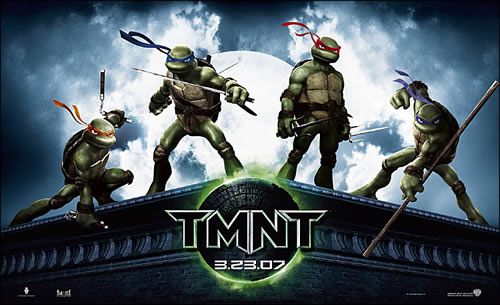 Teenage Mutant Ninja Turtles (PC Game/Full ISO/Eng)