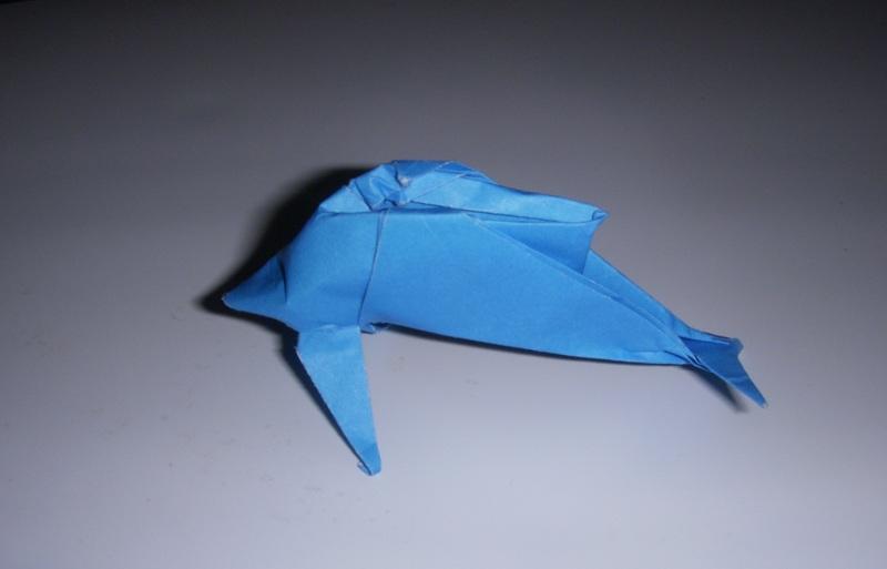 Как сделать из дельфина 221