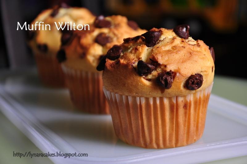 Chocolate Chip Muffin ( Muffin Wilton)