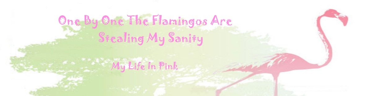 One By One The Flamingos Are Stealing My Sanity