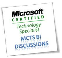 BI MCTS Certifications