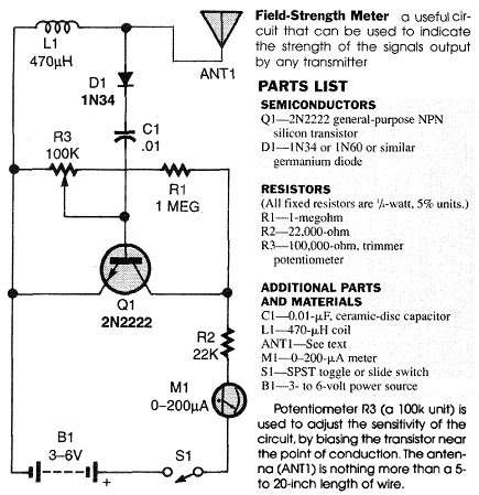 Astonishing Related Circuits Fm Antenna Booster Field Strength Meter Fsm Diy Fm Wiring Digital Resources Remcakbiperorg