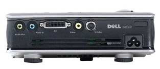 Digital world dell 3400mp dlp micro portable projector for Mirror micro projector