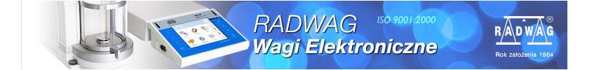 RADWAG Wagi Elektroniczne