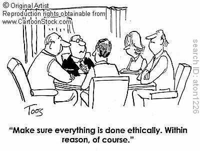 Enron case study 1 the rich get richer the poor get poorer for Farcical behavior