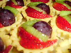 Fruit Cheese Tart