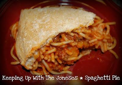 Spaghetti, Recipe, Pie