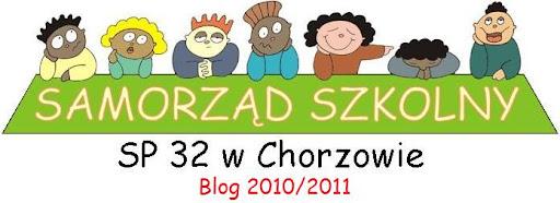 Blog Samorządu Uczniowskiego SP 32 w Chorzowie