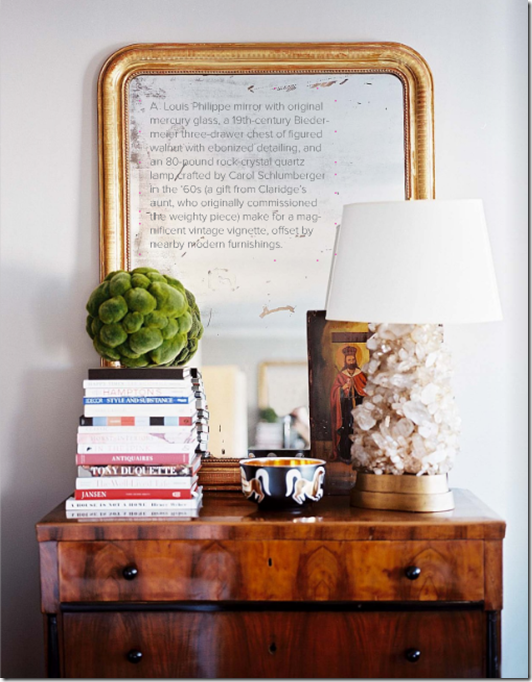 classically eclectic: entryway inspiration