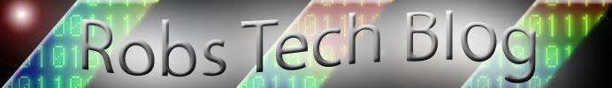 Roberts Tech Blog