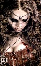 """""""En mis ojos las gotas de sangre parecen como rosas sobre un lazo blanco que no se marcharán..."""""""