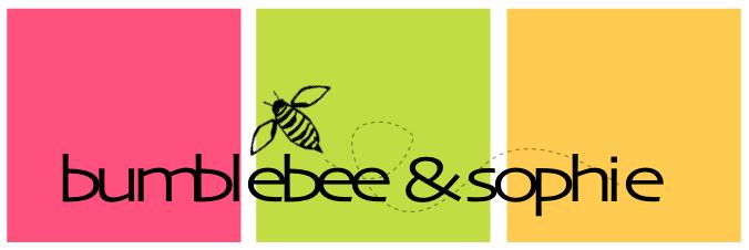Bumblebee & Sophie