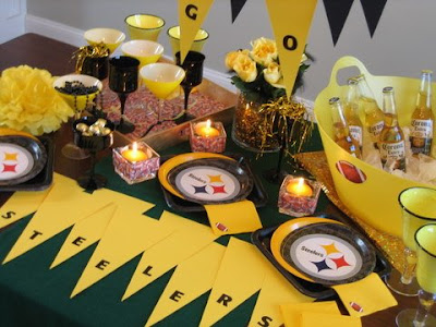 Check out some great fun easy super bowl party ideas for your upcoming celebration!
