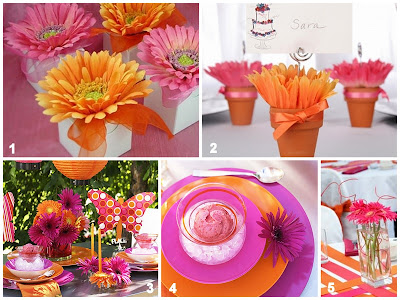 Post Your Gerbera Daisy Bouquets And Centrepieces Please