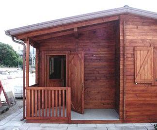 Zapp world costruire casetta di legno fai da te - Costruire casa di legno ...