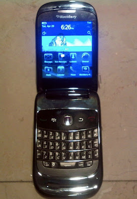 BlackBerry Bold 9670 Runs BlackBerry OS 6