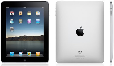 iPad Design Feature & Technical Specification Details