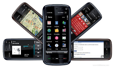 Nokia 5800 XpressMusic: Review & Specification Details
