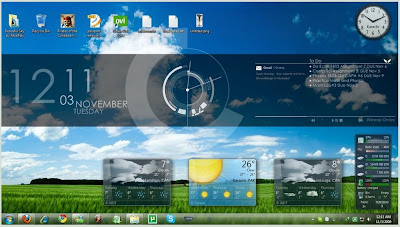 Customize Your Windows- Use Rainmeter