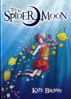 The Spider Moon by Kate Brown