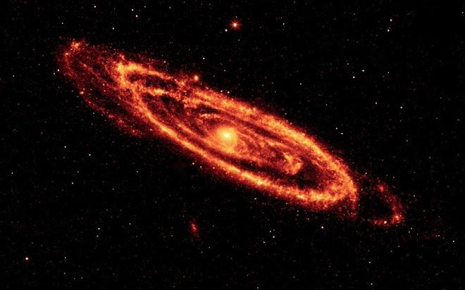 Poeira em Andromeda