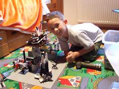 Josh's Lego Creations
