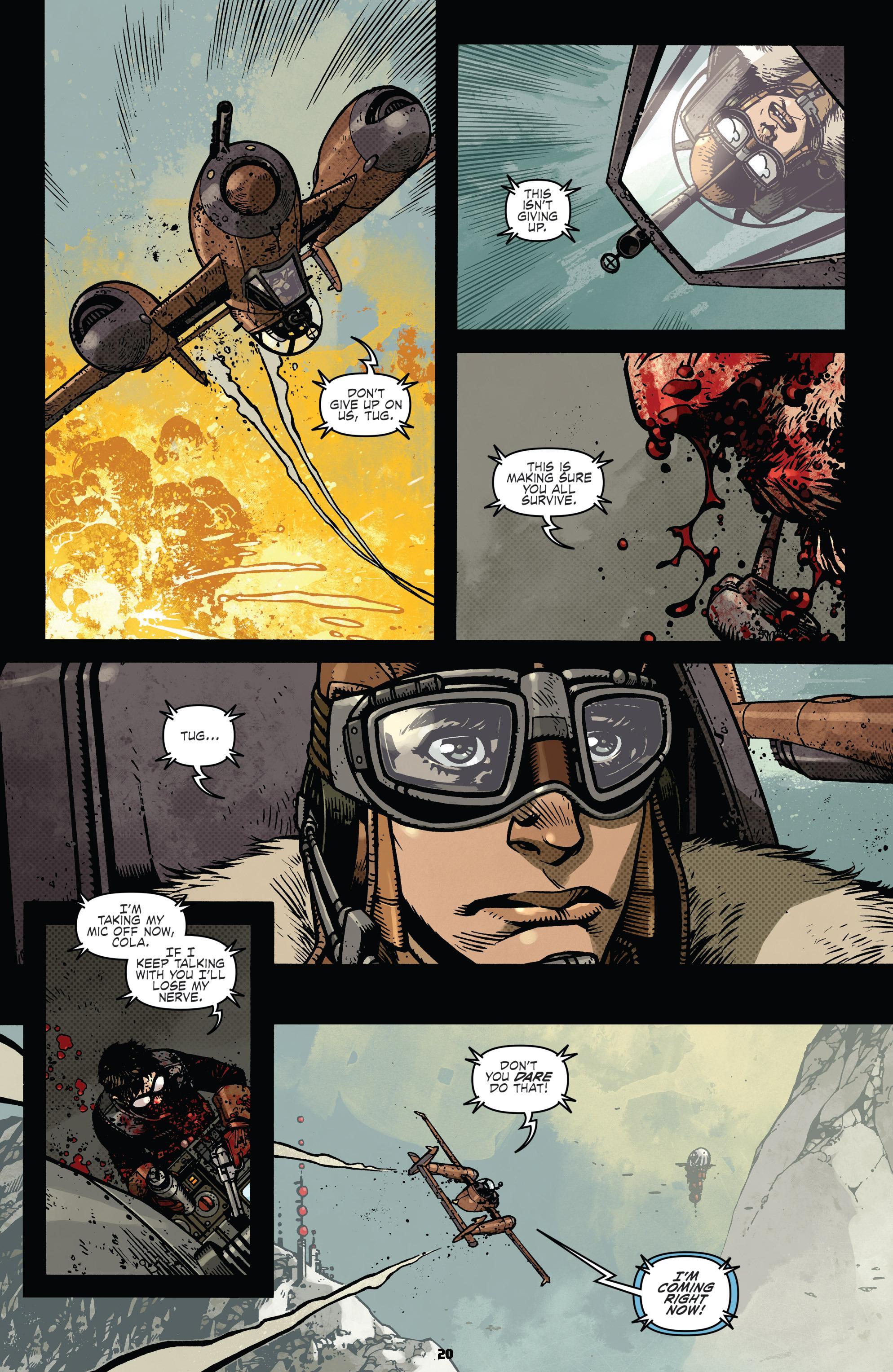 Wild Blue Yonder 5 Page 20