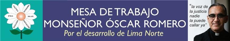 Mesa Oscar Romero