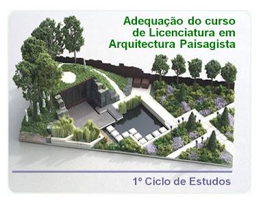 Not Cias Arquitectura Paisagista Da Ualg Sess O De