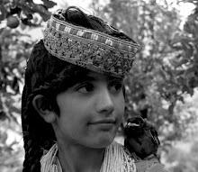 Kalash Girl in her Full Dress