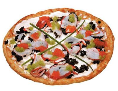 pizza termewah