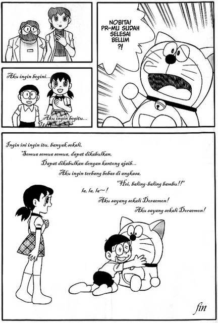 Doraemon Ending