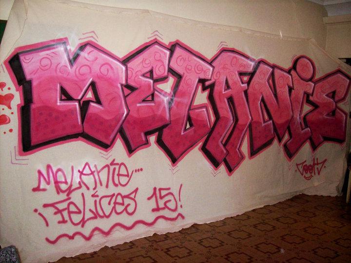 Graffitis y murales personalizados nos mudamos a for Murales de tela para pared