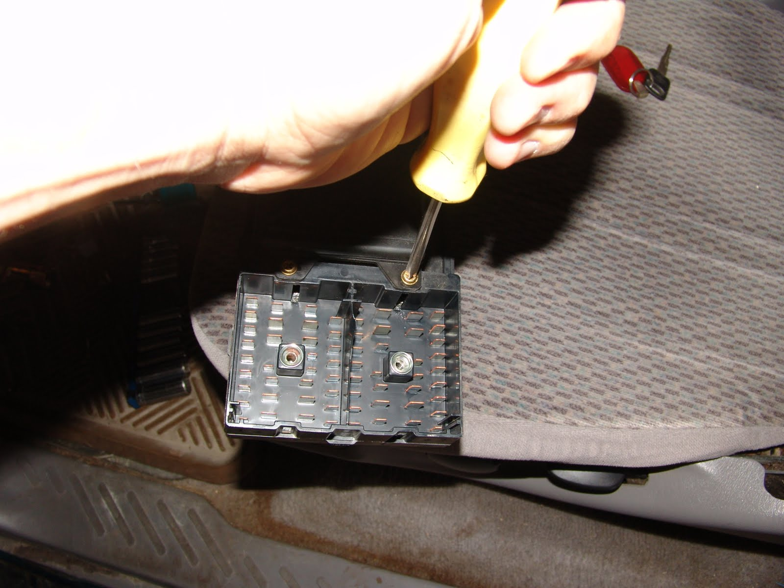 Solved Can The Gem Module Cause A No Communication Fixya 1999 Ford Ranger Wiring