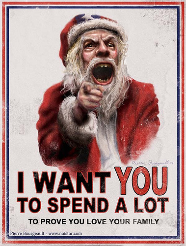santa wants you
