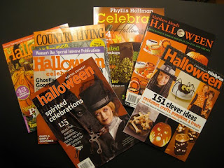 halloween magazines what a treat - Halloween Magazines
