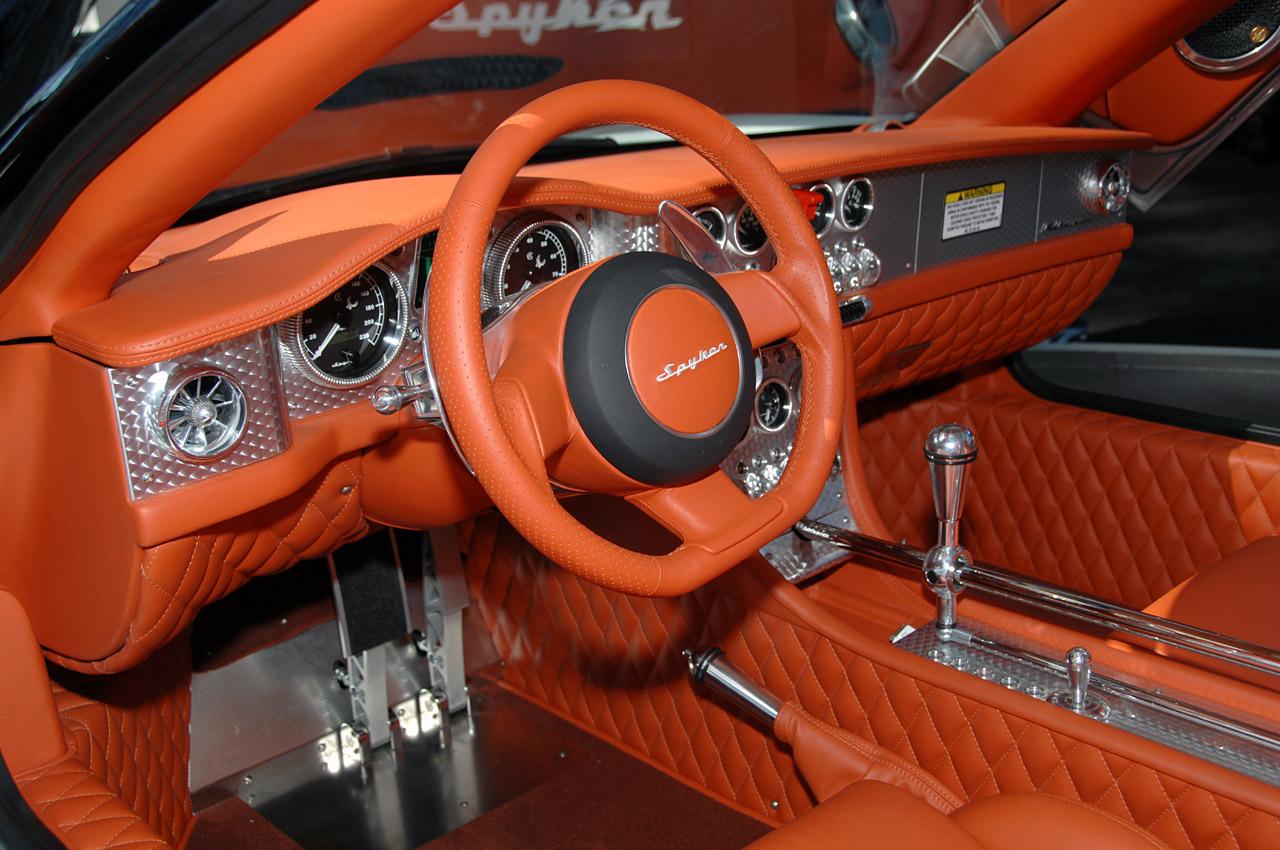 Spyker C8 Aileron Auto Bewertungen