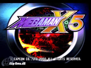 megamanx5uw8 Megaman X5 PC portable (15mb)