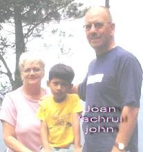 Joan Pentland, Muhammad Fachrul Marjohan, and John Pentland