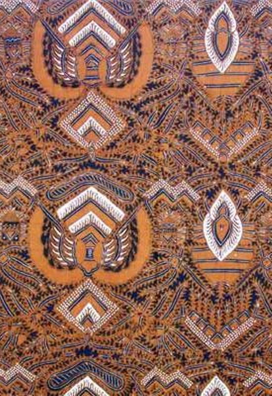 Indonesian Batik: Batik Jogjakarta