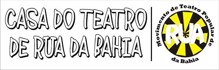 CASA DO TEATRO DE RUA DA BAHIA