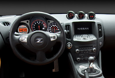 Nissan 350z Fotos on Que Interior Manteniendo La Estetica Del Consagrado Nissan 350z Se