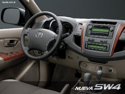 Nueva Toyota Hilux 2009 Especificaciones tecnicas Tuning Extremo