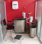 Sala de Hidroterapia