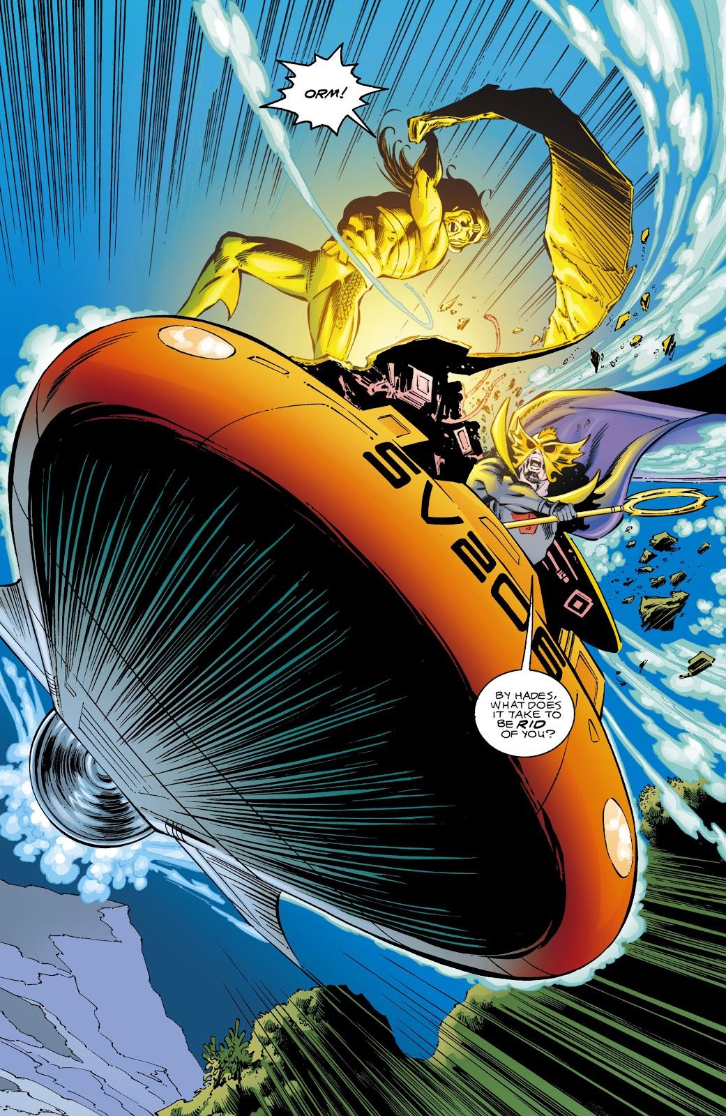Aquaman (1994) Issue #69 #75 - English 14