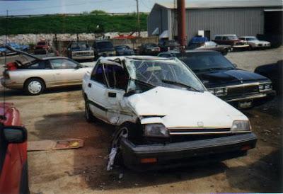 1986 Honda Civic