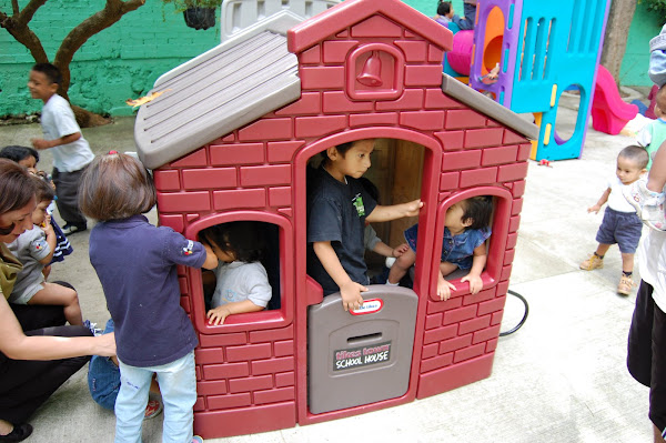 Play House Fun!