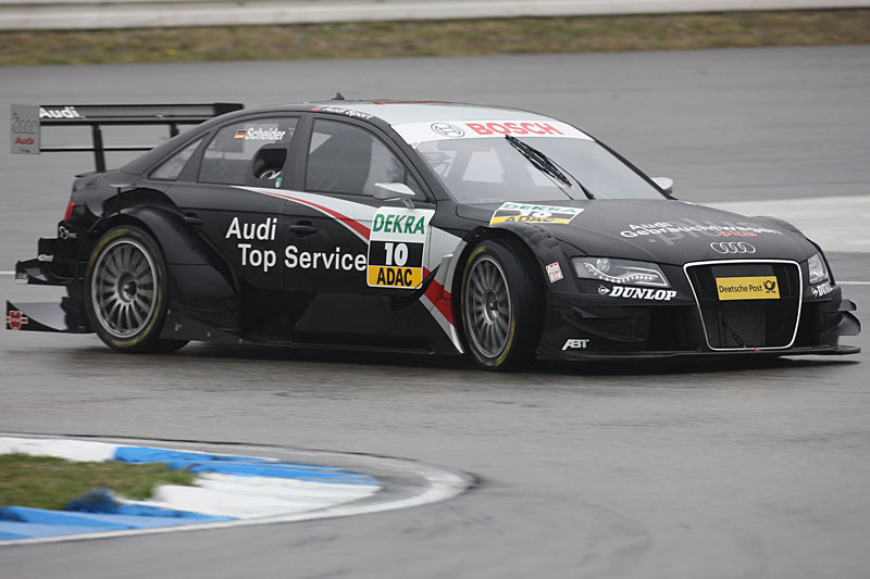Black Car Blog Race Car Dtm Audi A4